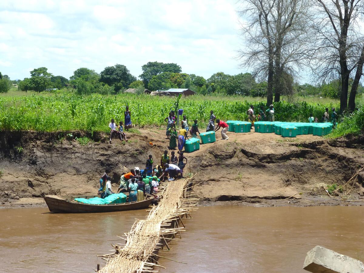 Inondations Malawi