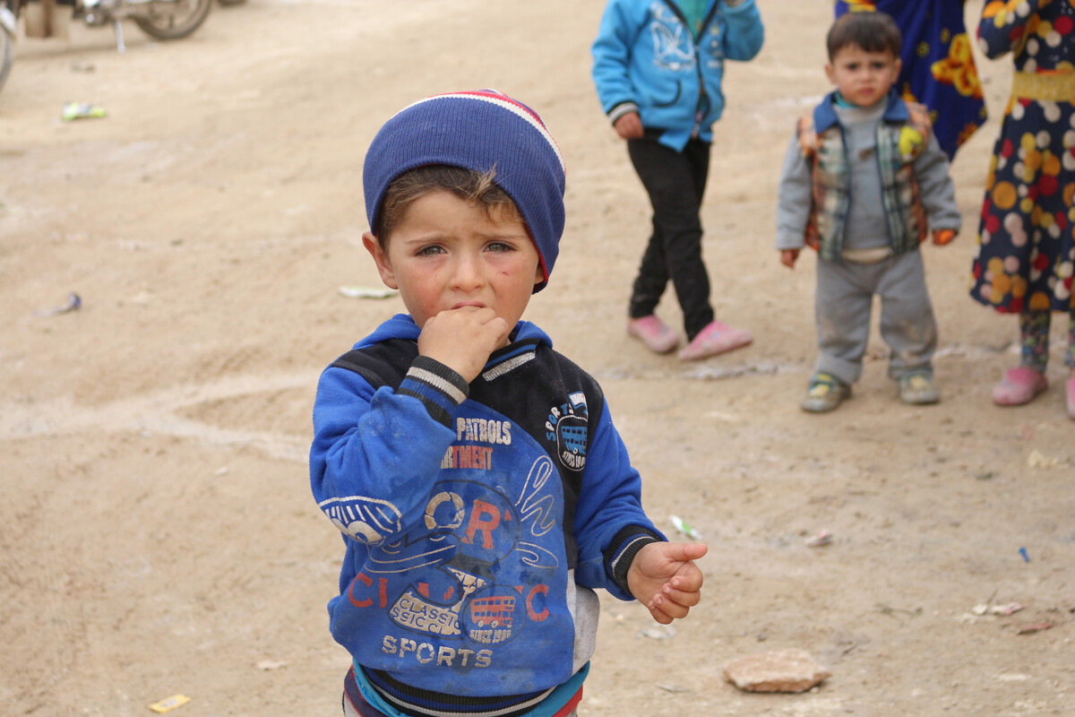 Violence en Syrie
